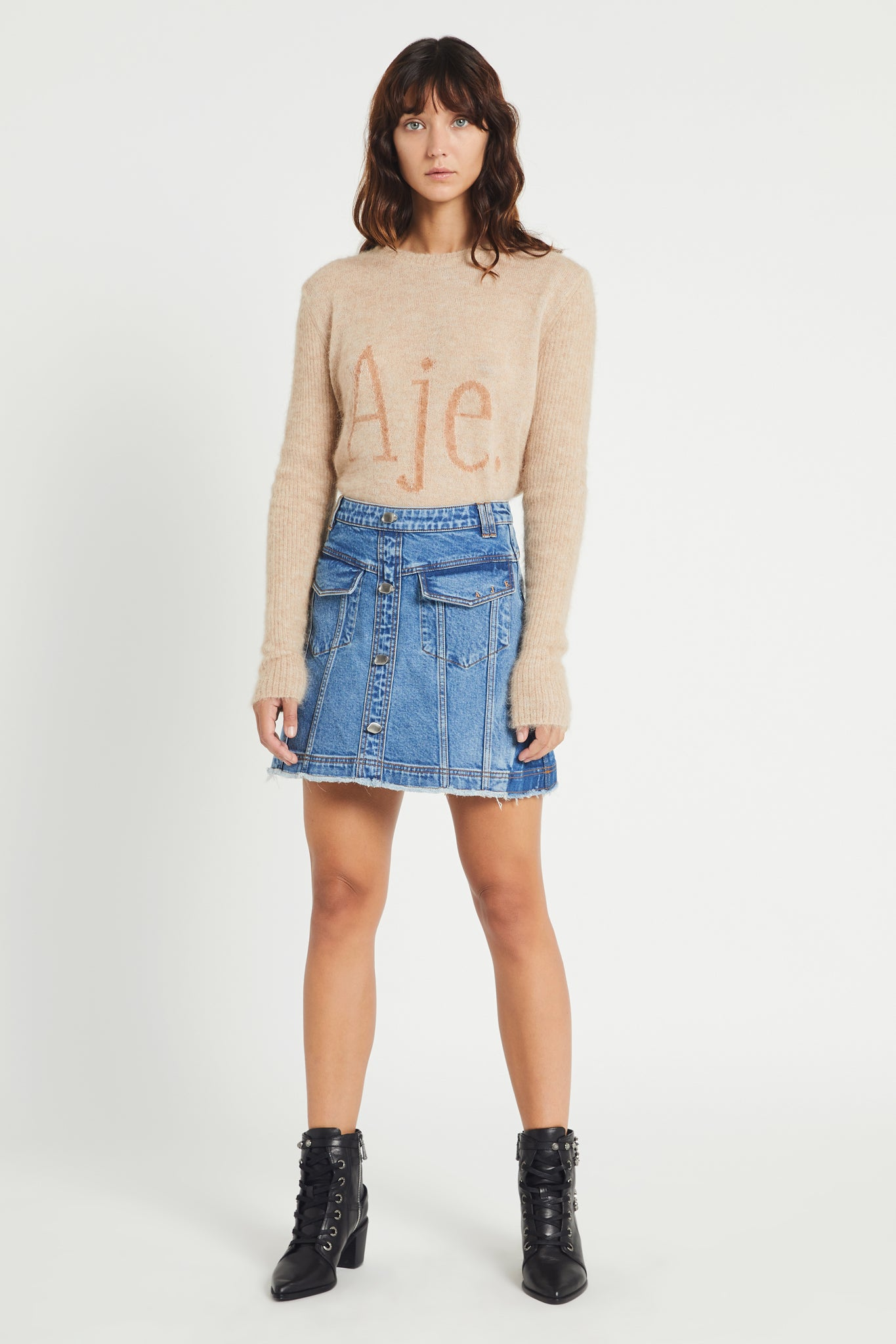 Lennie Jumper Outfit View