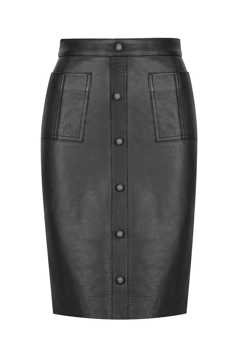 Martin Pencil Skirt Product View