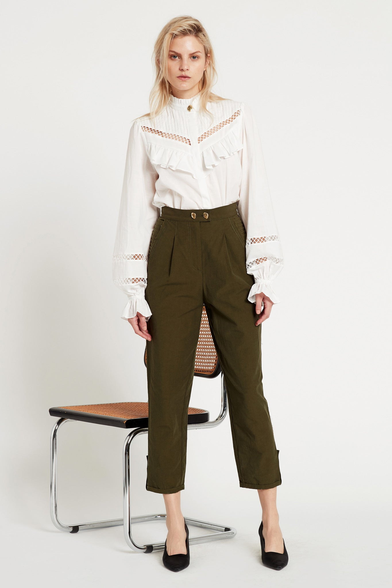 Nico Trouser Outfit View