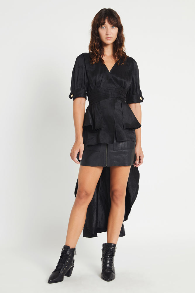 Pernille Wrap Top
