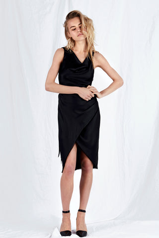 Pia Wrap Dress