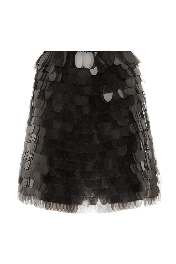 Pippi Embellished Mini Skirt