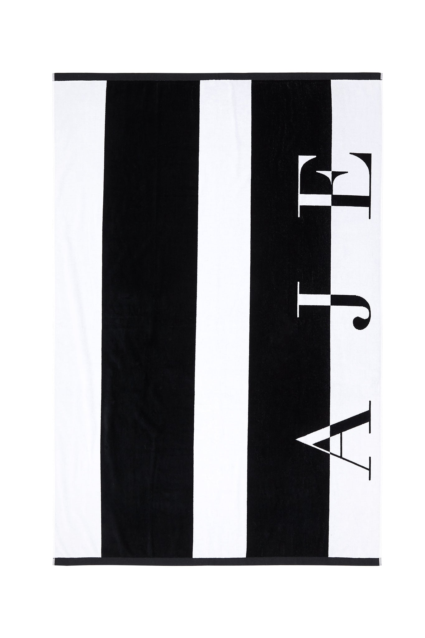 Aje Logo Stripe Towel Product View