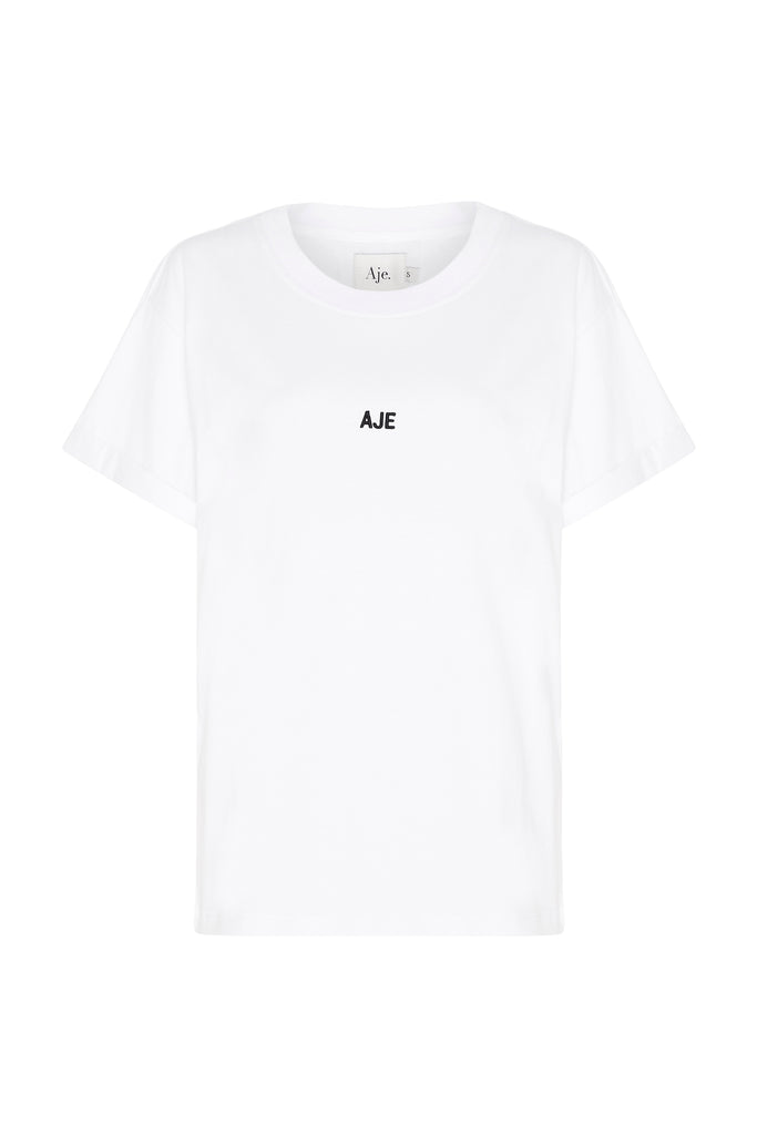 Rebellion Mini Logo Tee