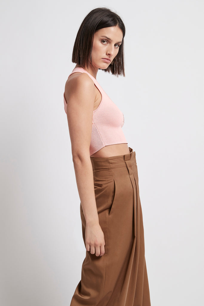 Alla Knit Crop