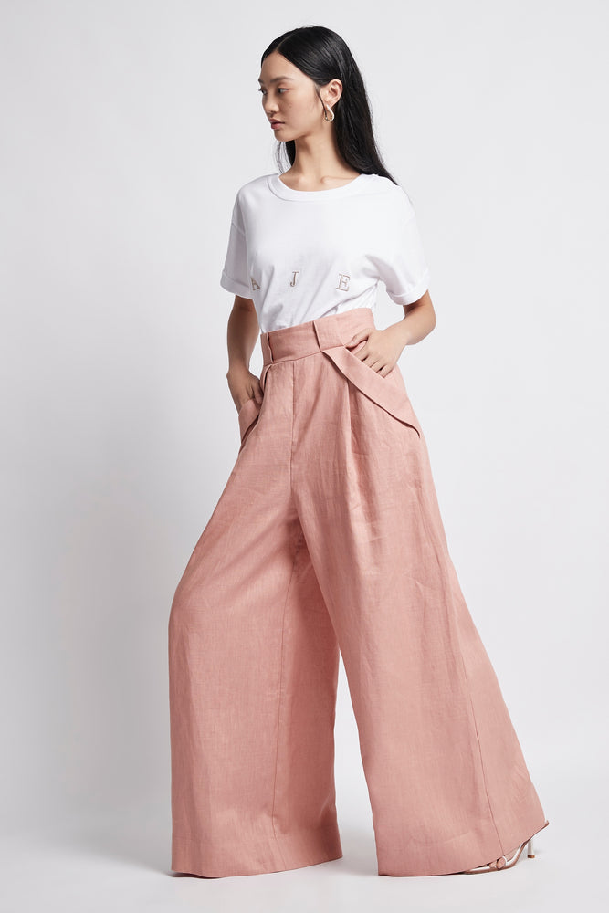 Cove Wide Leg Trouser