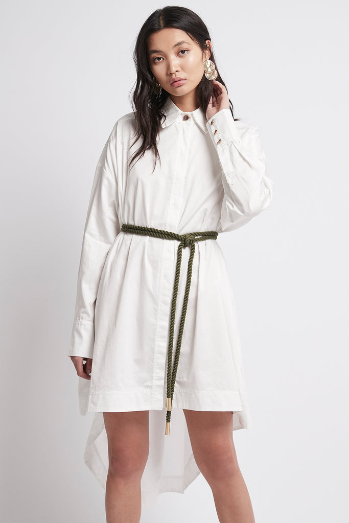Tranquility Shirt Dress