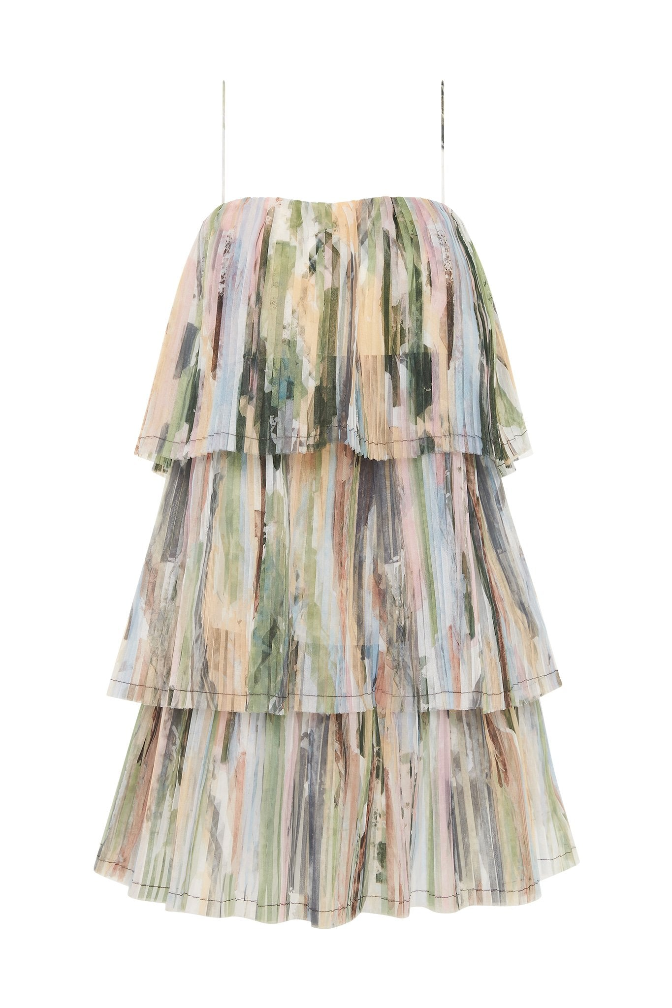Paperbark Sunray Mini Dress Product View