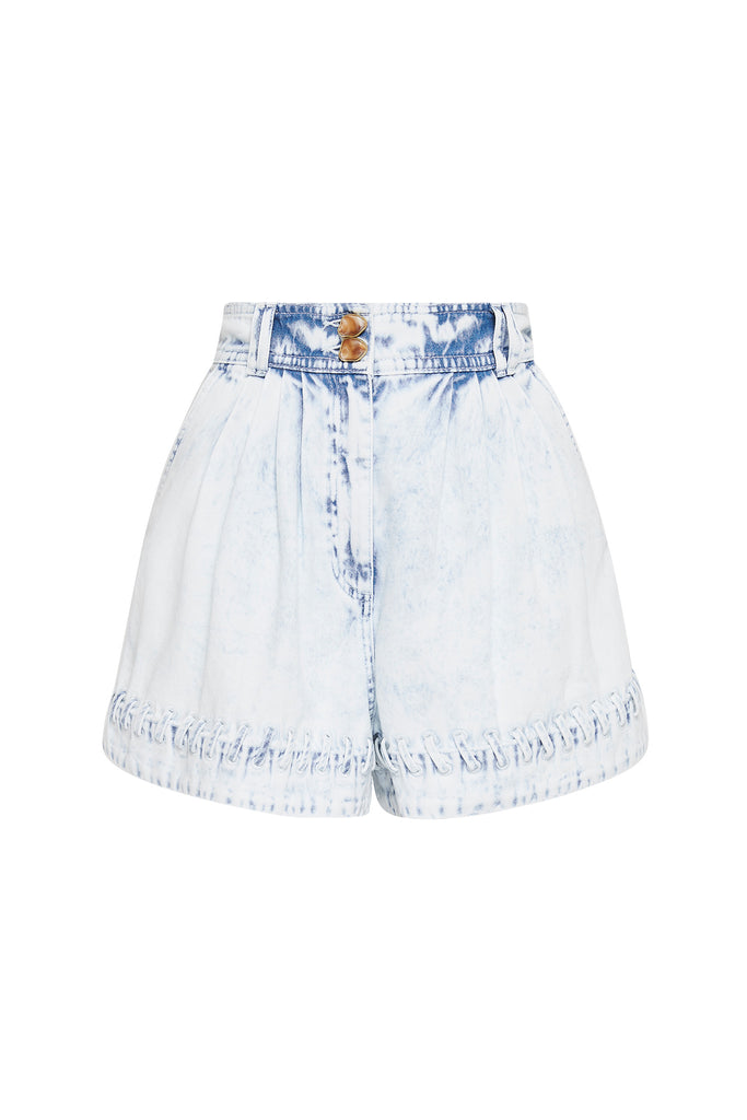 Crafted Denim Short