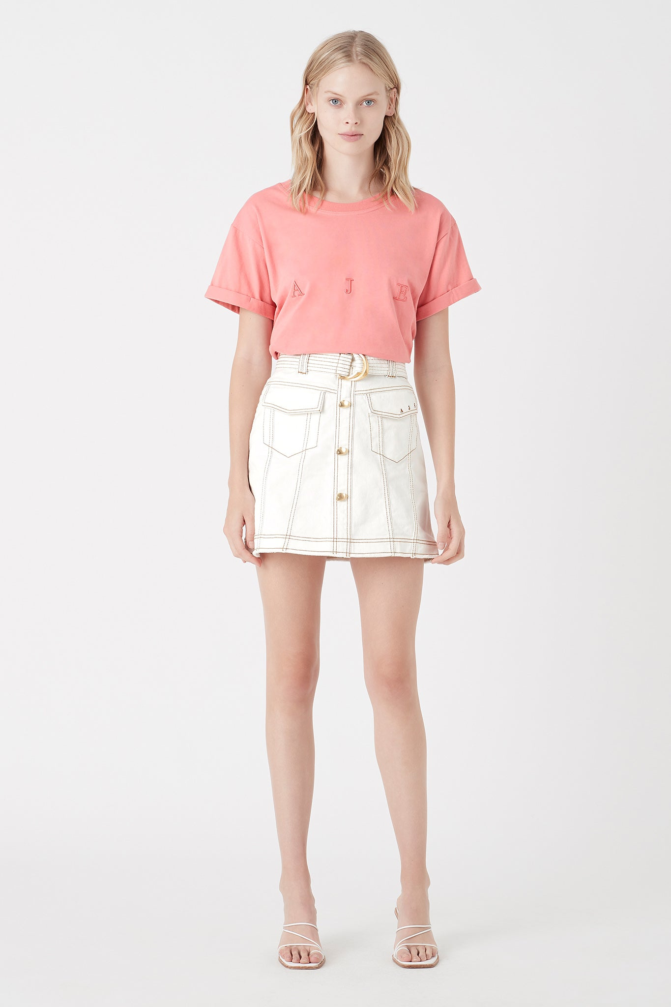Salt Lake Bianca Tee Outfit View