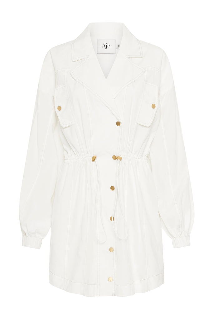 Prima Trench Dress