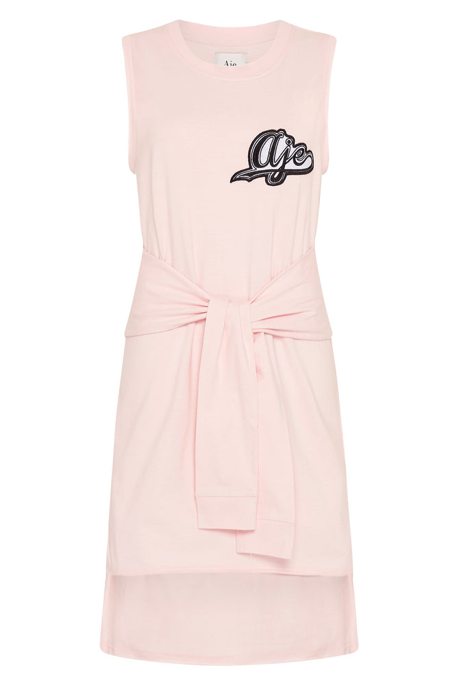 Salt Lake Varsity Logo Tank Dress