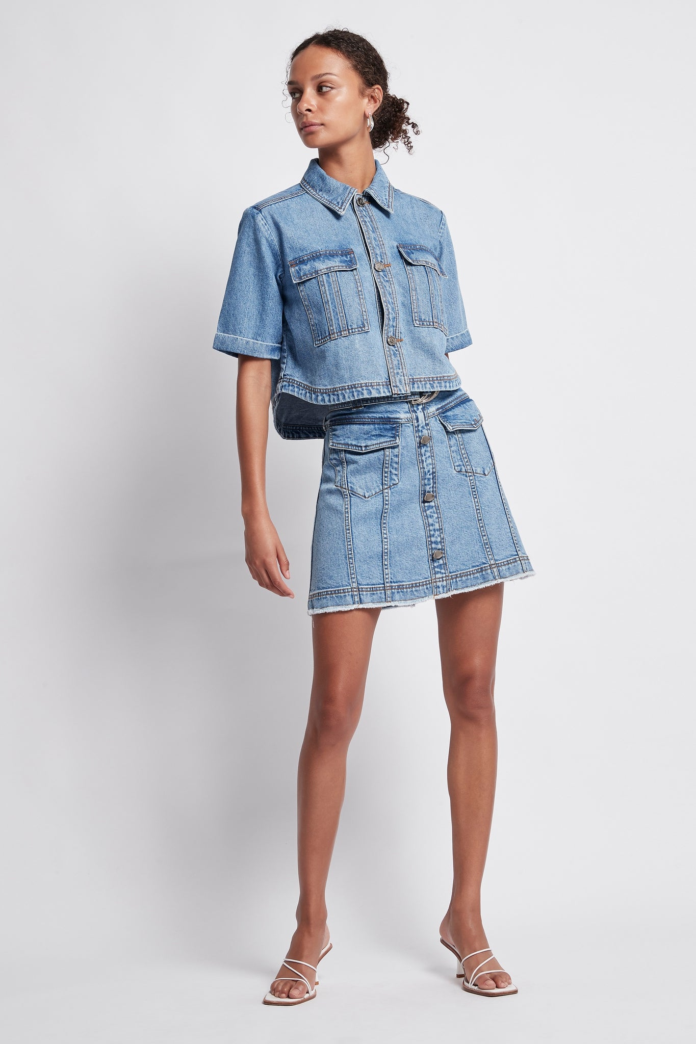 Best Jeans, Denim Jackets, Denim Skirts, and Denim Shirts