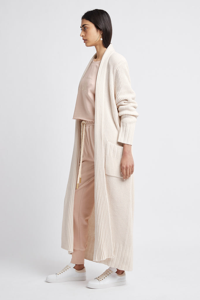 Milena Long Knit Cardigan