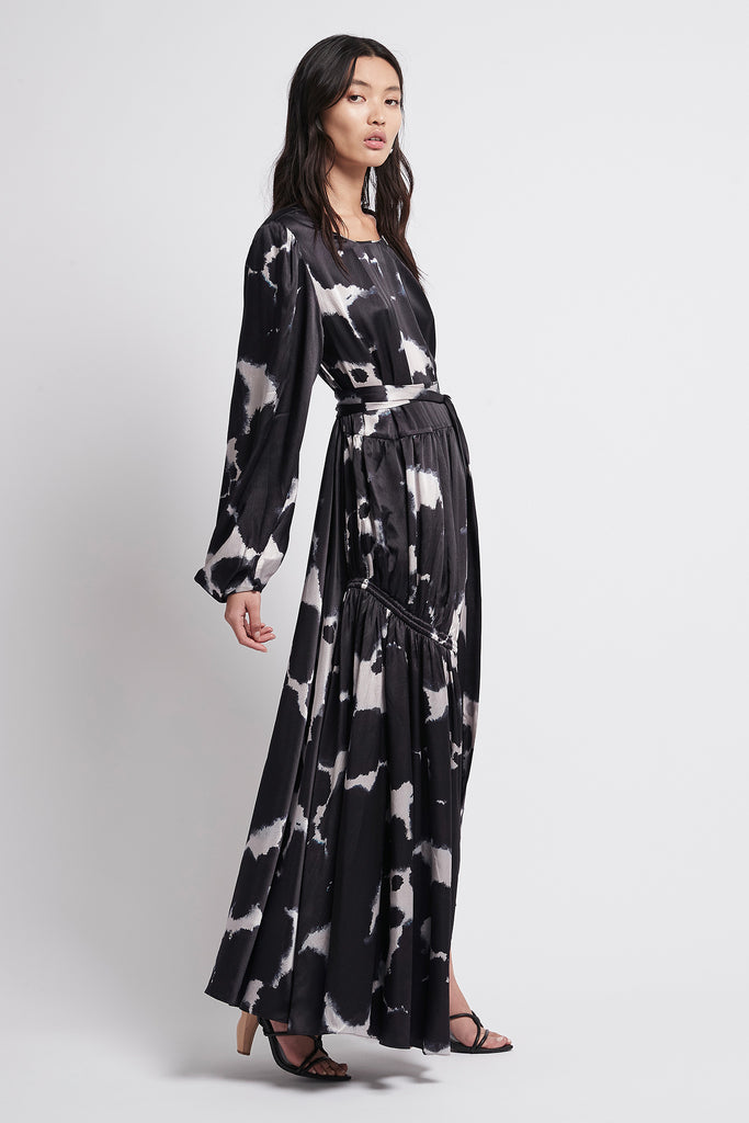 Oxidised Maxi Dress