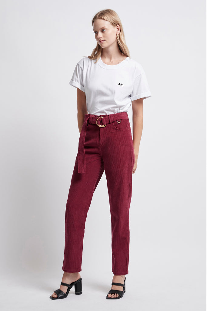 Rebellion Corduroy Trouser