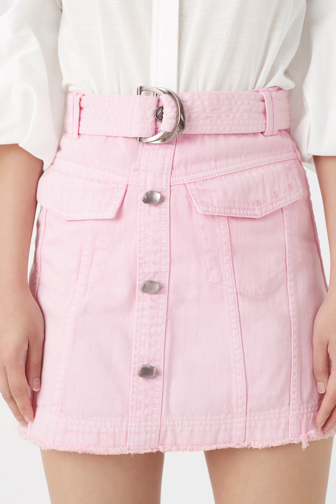 Arlow Denim Mini Skirt