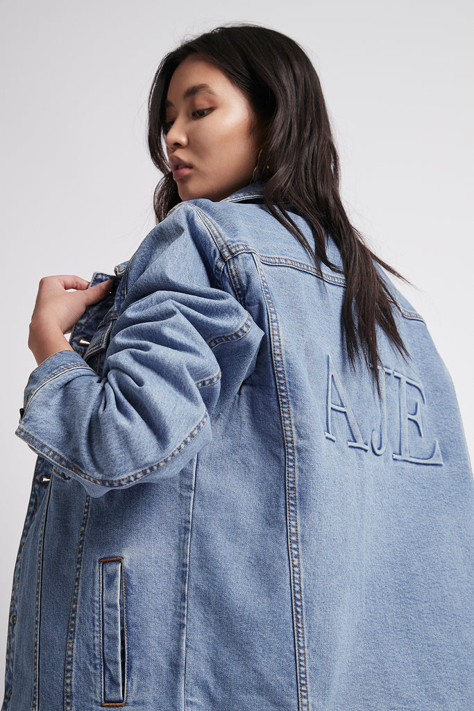 Tori Denim Jacket