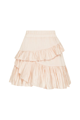Armeria Frill Mini Skirt
