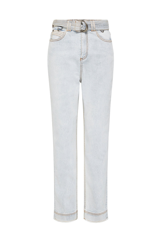 Dylan Denim Bleach Jean