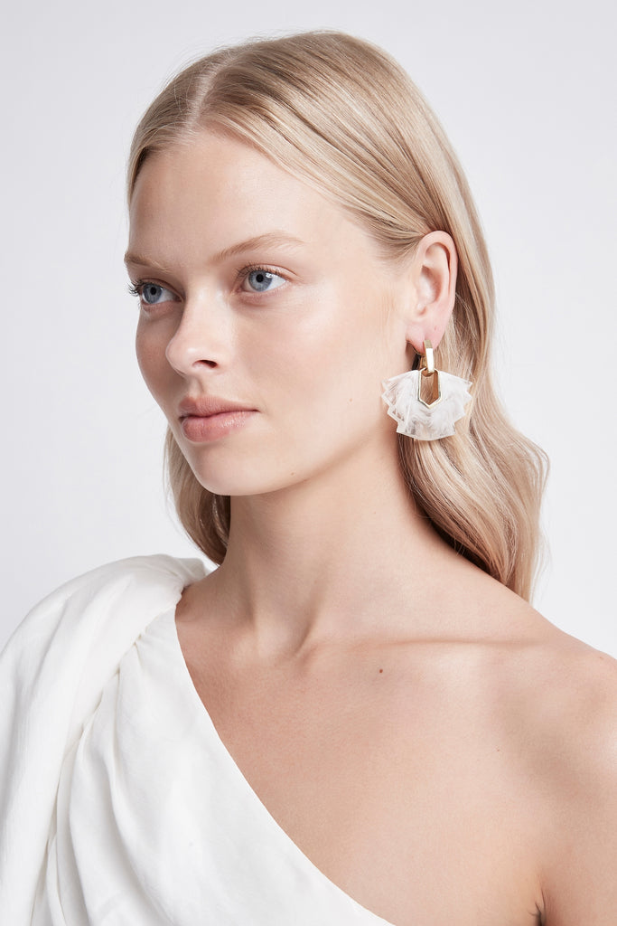 Form Sculptural Earrings