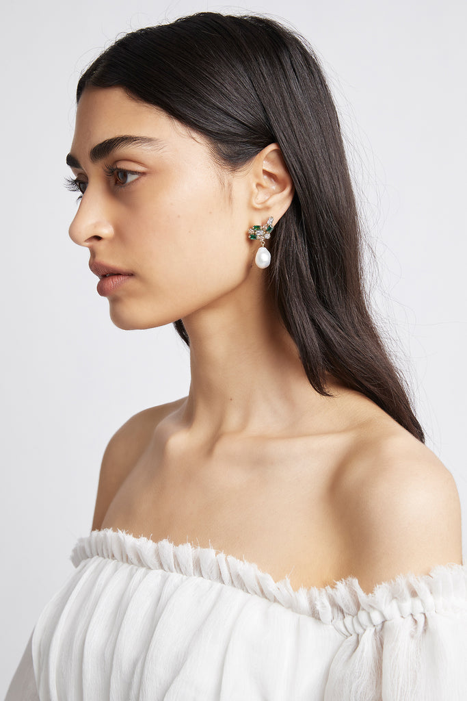 Conception Drop Earrings