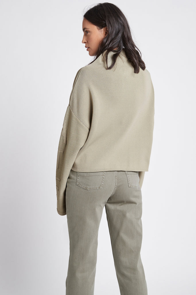 Cosette Cropped Jumper