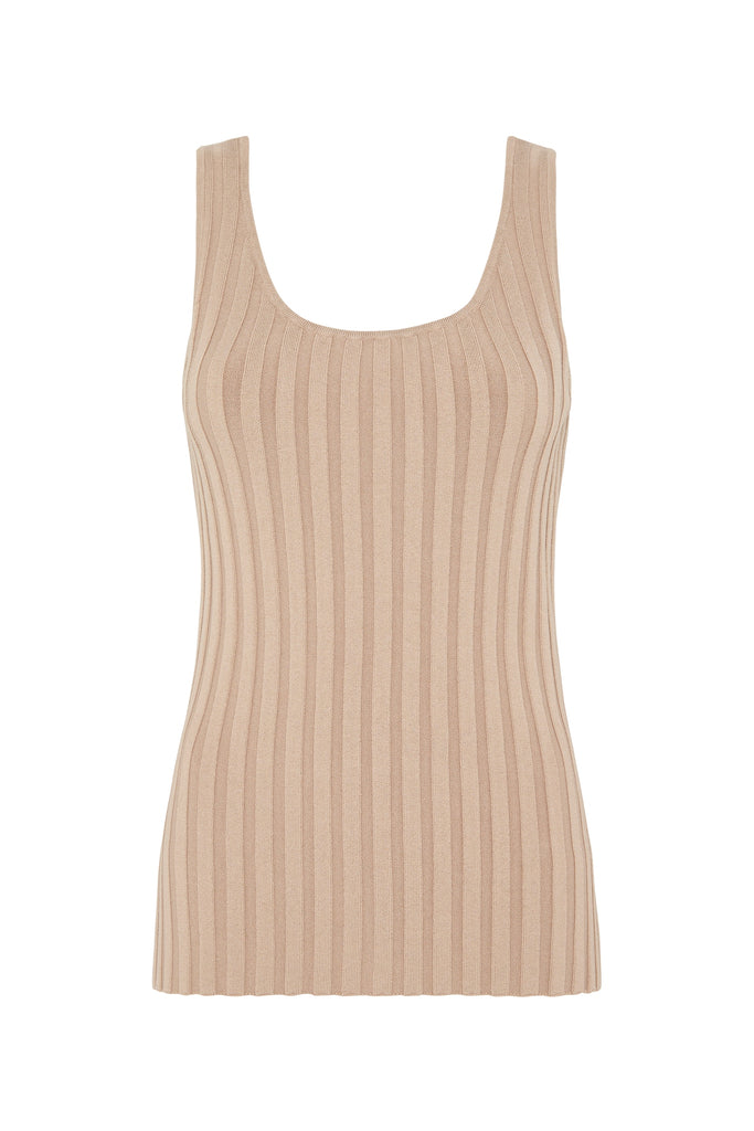 Overture Ribbed Tank