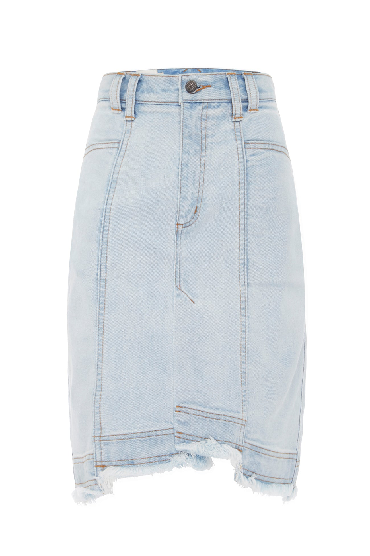 Penelope Denim Skirt Product View