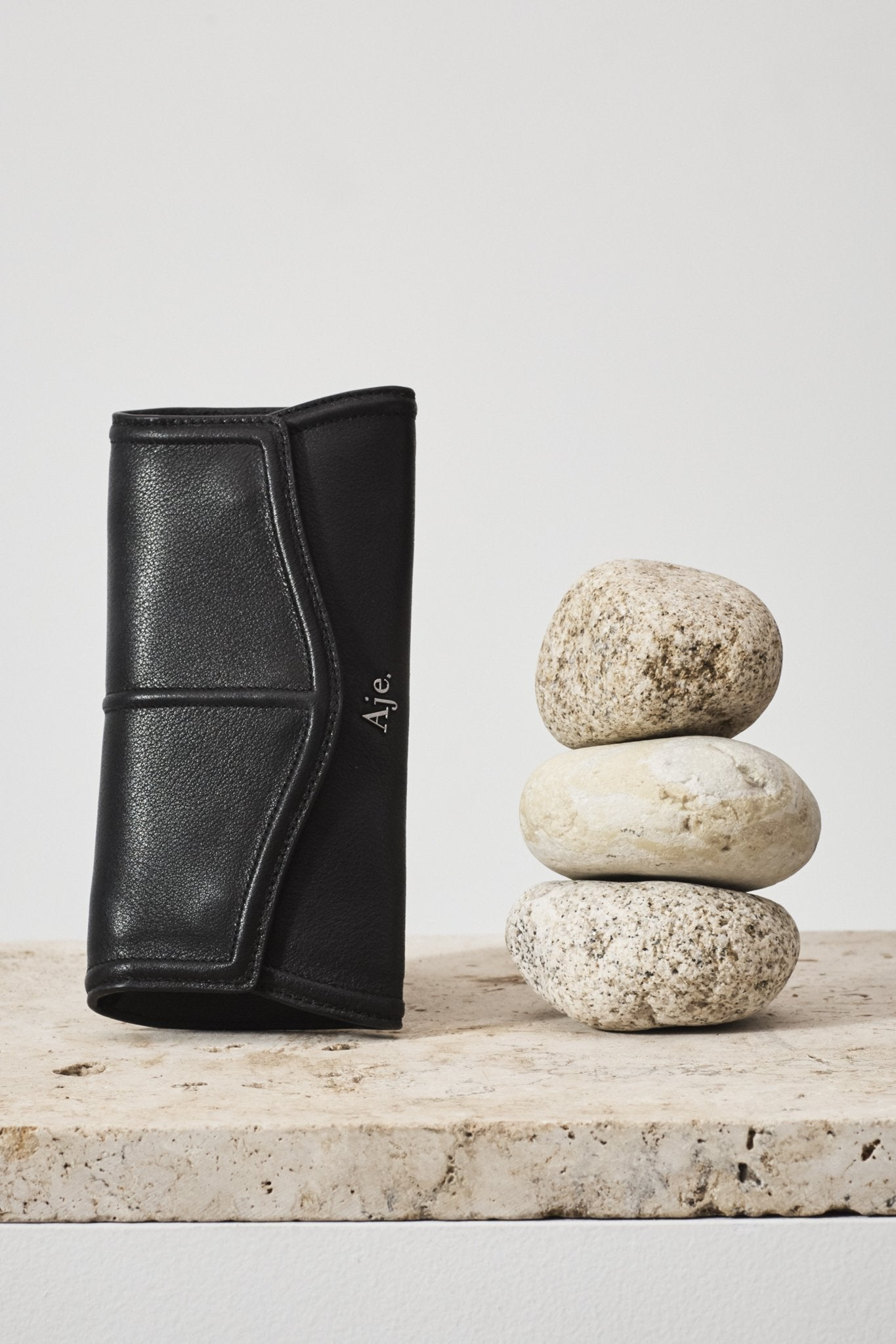 Vreeland Leather Wallet Outfit View