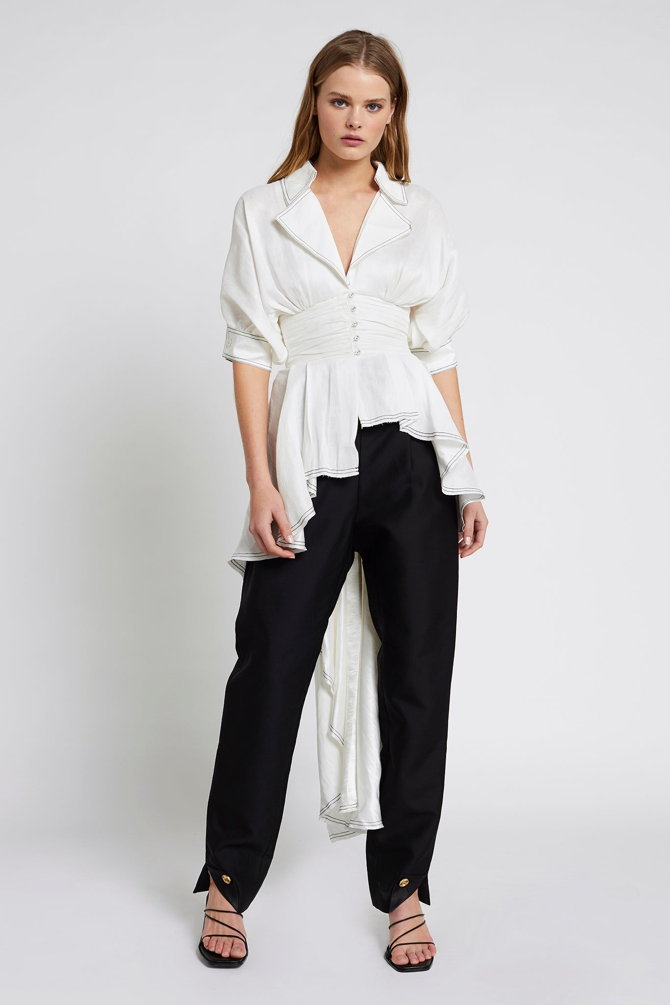Whitehaven Blouse Outfit View