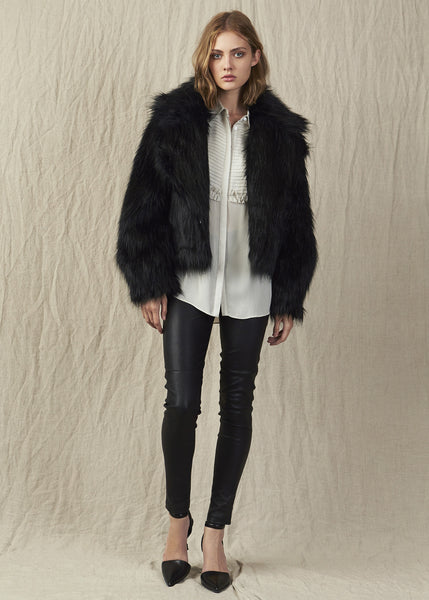 Dietrich Faux Fur Jacket