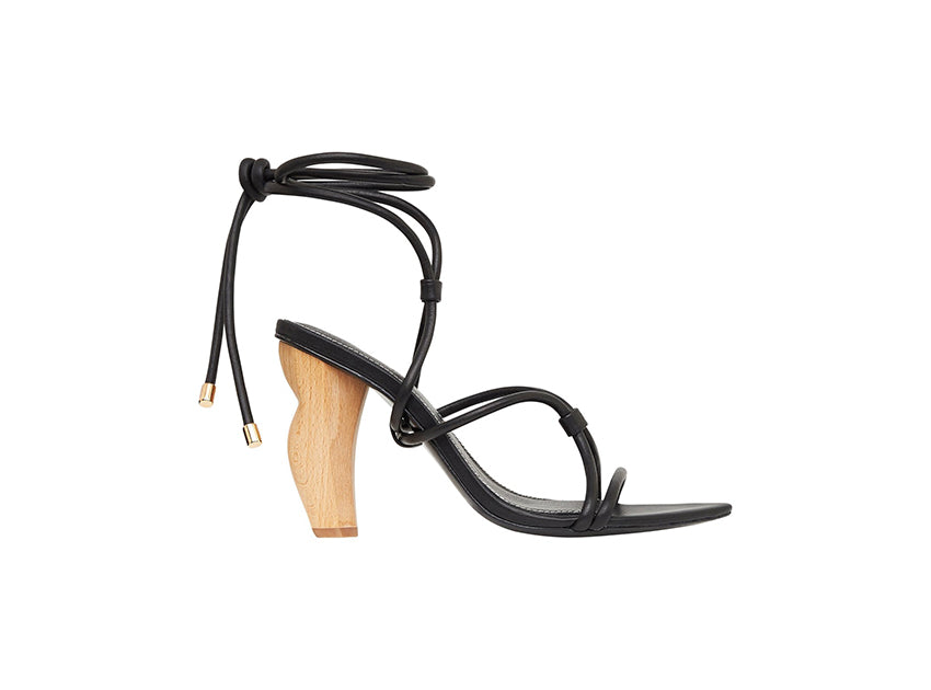 Embrace Sculptural Sandal
