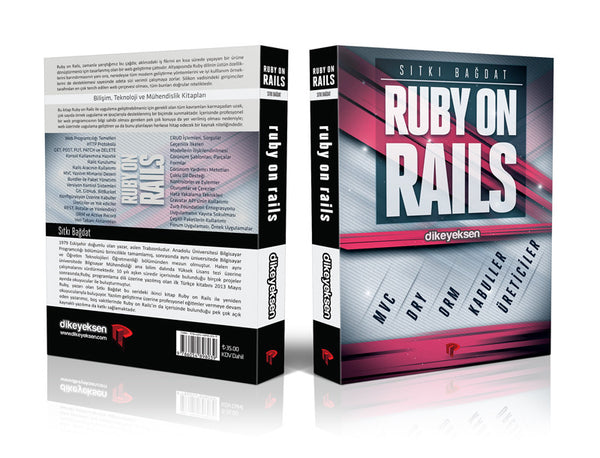 Ruby on Rails - Sıtkı Bağdat - Dikeyeksen - 4