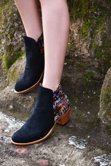 Madre Leather Boots