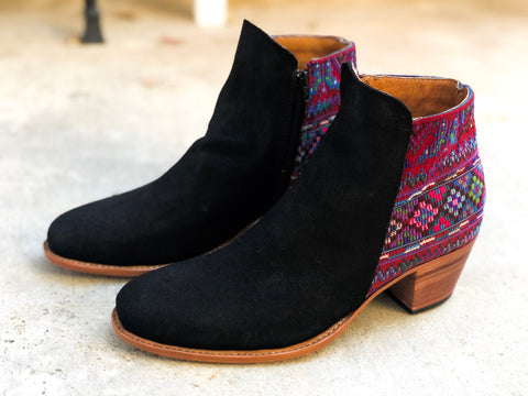 Nawal-Madre Leather Boots