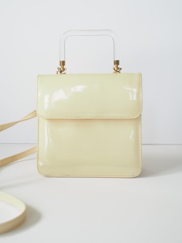 Patent Mini Bag
