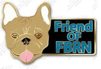 Friend of FBRN Pin