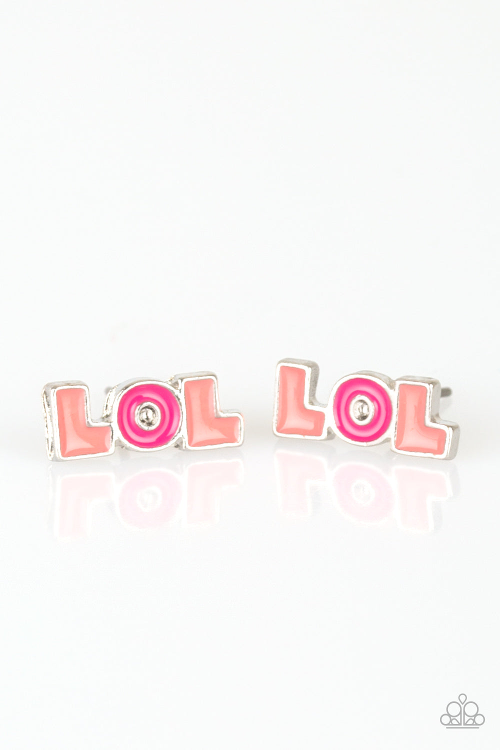 LOL Kid's Earrings - also for the Kid-at-Heart