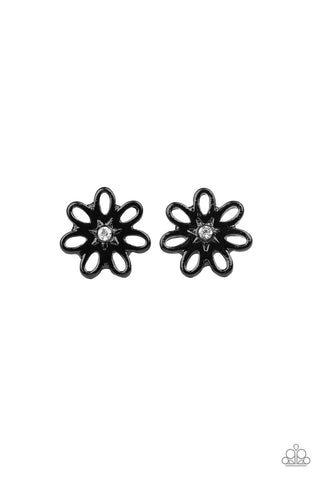 Flower Earrings - Social Bling Queen