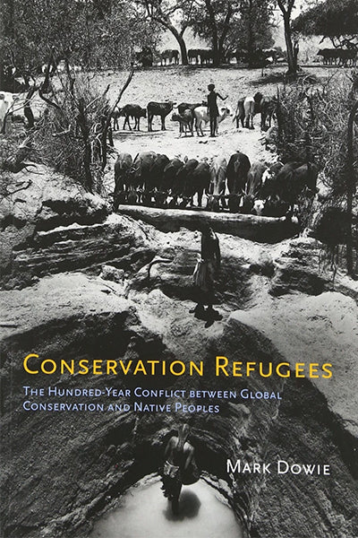 Conservation refugees - in inglese