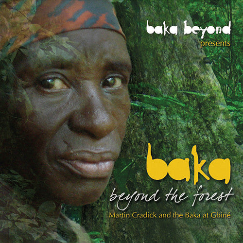 CD Baka Beyond the forest