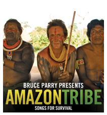 Doppio CD Amazon tribe