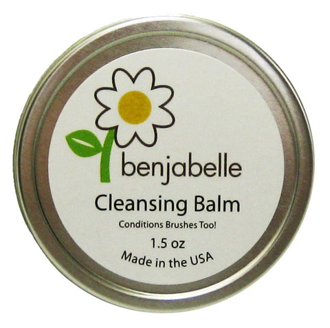 Benjabelle Organic Cleaning Balm
