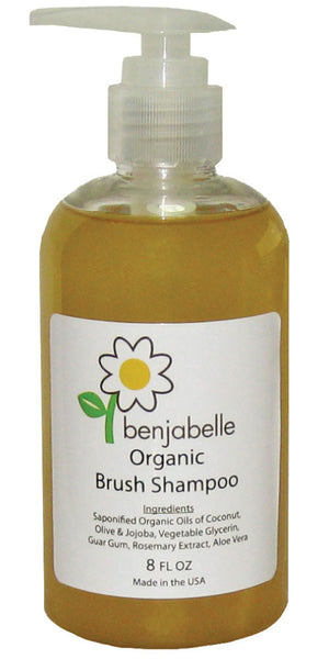 Organic Brush Shampoo