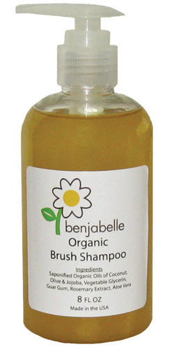 benjabelle brush shampoo