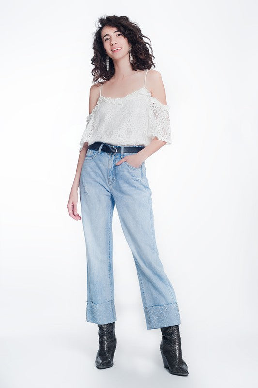 Q2 Cropped Jean