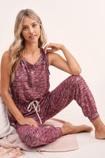 Load image into Gallery viewer, Comfy Cozy Jumpsuit