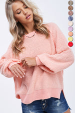 Load image into Gallery viewer, Peachy Sweet Sweater