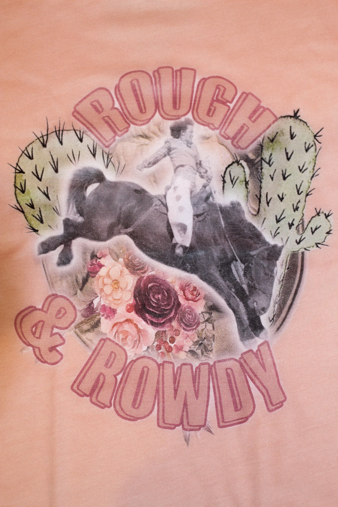 GINA Rough & Rowdy Tee